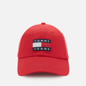 Tommy Jeans Women's Heritage Cap - Racing Red