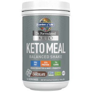Keto All-In-One Schokolade 700G Pulver