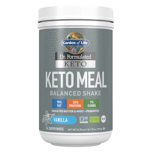 Keto All-In-One - Vanilla - 672g
