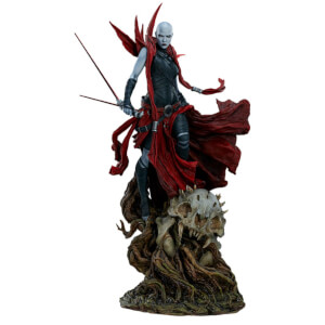 Statuette Asajj Ventress - Mythos Star Wars - 58cm Sideshow Collectibles