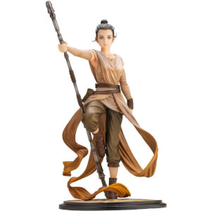 Kotobukiya Star Wars Episode VII ARTFX PVC Statue 1/7 Rey Descendant of Light 27 cm