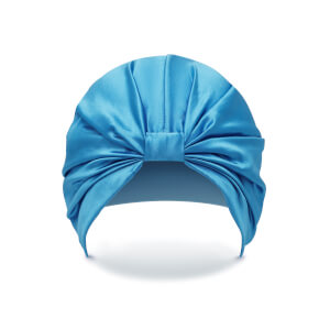 SILKE Hair Wrap The Skye Powder - Blue