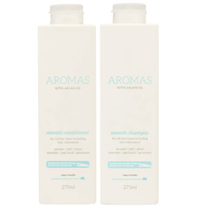NAK Aromas Smooth Shampoo and Conditioner Duo