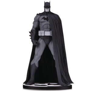 DC Collectibles DC Comics Batman Black & White Ver 3 By Jim Lee Statue