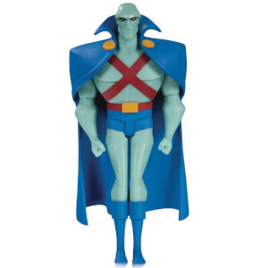 DC Collectibles Justice League Animated Martian Manhunter Action Figure
