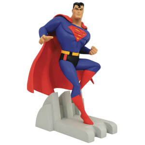 Diamond Select DC Premier Collection TAS Superman Statue