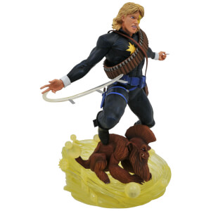 Diamond Select Marvel Gallery Comic Longshot PVC Statue