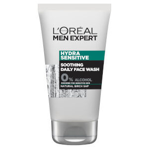 L'Oréal Paris Men Expert Hydra Sensitive Soothing Daily Face Wash 100ml