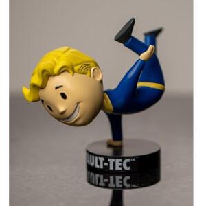 Fallout Vault Boy Agility 76 Bobblehead