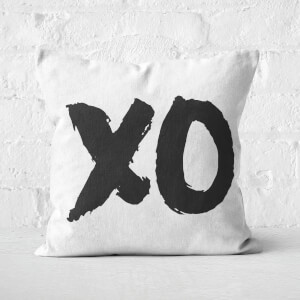 The Motivated Type XO Square Cushion