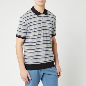 PS Paul Smith Men's Regular Fit Polo Shirt - Slate