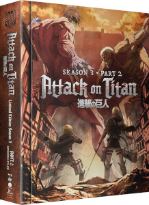 Attack on Titan: Season Three Part Two - Limited Edition