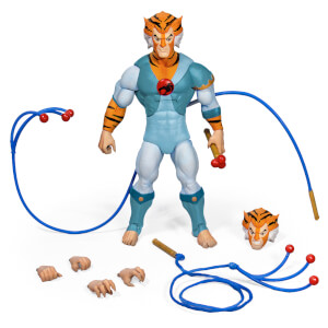 Super7 ThunderCats Ultimates Tygra 7-Inch Action Figure