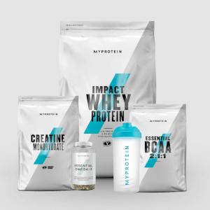 Myprotein Pack Essentiel Musculation