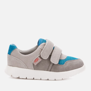 UGG Toddlers' Tygo Velcro Trainers - Grey Multi