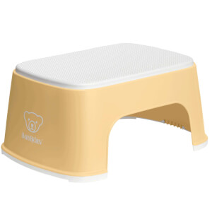 BABYBJÖRN Step Stool - Yellow