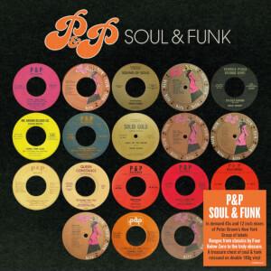P&P Soul & Funk - 2 x LP