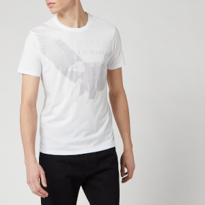 Armani Exchange Men's Eagle T-Shirt - White