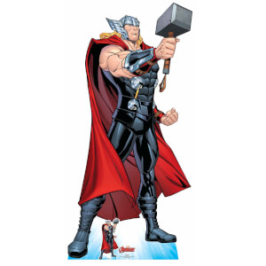 The Avengers Thor Oversized Cardboard Cut Out