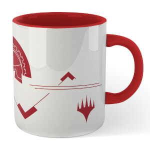 Magic: The Gathering Theros: Beyond Death Helmet Mug - White/Red