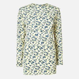 ROTATE Birger Christensen Women's Wanda Dress - Daisy