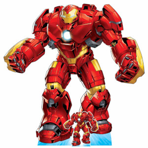 Marvel Hulk Buster Armour Mega Sized Cardboard Cut Out