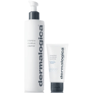 Dermalogica Intensive Moisture Cleanse and Hydrate Bundle