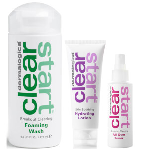 Dermalogica Clear Start Regime Bundle