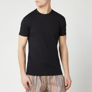 PS Paul Smith Men's Crew Neck T-Shirt - Black