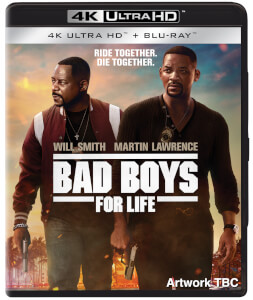Bad Boys For Life - 4K Ultra HD (Includes 2D Blu-ray)