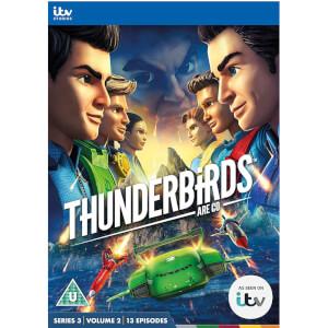 Thunderbirds Are Go: Series 3 Vol 2