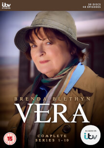 Vera: Series 1-10