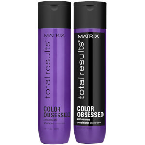 Matrix Total Results Color Obsessed Shampoo and Conditioner Duo