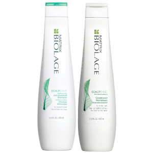 Biolage Scalpsync Anti-Dandruff Shampoo and Conditioner Duo