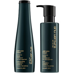 Shu Uemura Art of Hair Ultimate Reset Shampoo and Conditioner Duo