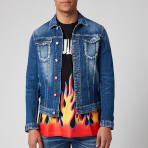 Dsquared2 Men's Dan Jeans Jacket - Blue