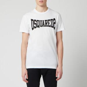 Dsquared2 Men's Basic Logo T-Shirt - White