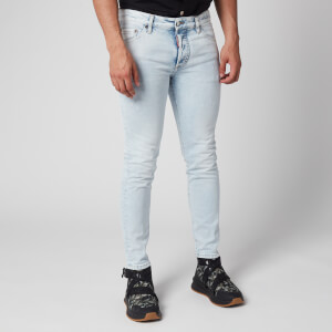 Dsquared2 Men's Skinny Dan Jeans - Blue