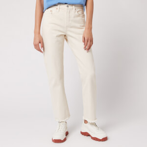 Levi's Women's 501 Crop Jeans - Neutral Ground