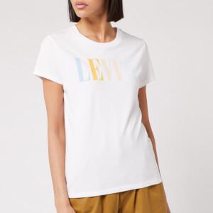 Levi's Women's The Perfect T-Shirt - 90's Serif T2