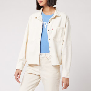 Levi's Women's Gracie Shirt - Icy Ecru