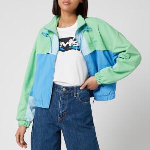 Levi's Women's Celeste Windbreaker Jacket - Absinthe Green