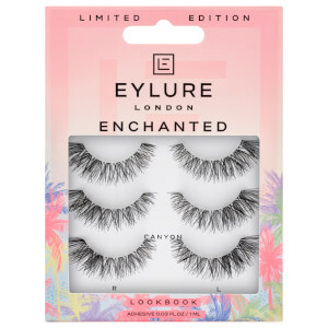 Eylure Enchanted Canyon Lashes (Pack of 3)