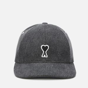 AMI Men's De Coeur Cap - Noir Used