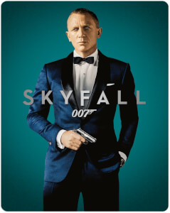Skyfall - Zavvi Exclusive 4K Ultra HD Steelbook (Includes 2D Blu-ray)