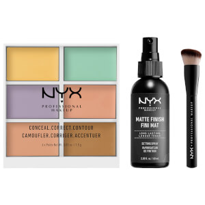 NYX Professional Makeup New Year Face Must Haves Set - Exclusive