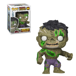 Figurine Pop! Hulk - Marvel Zombies