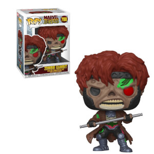 Figurine Pop! Gambit - Marvel Zombies