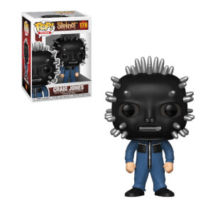 Pop! Rocks Slipknot Craig Jones Funko Pop! Vinyl