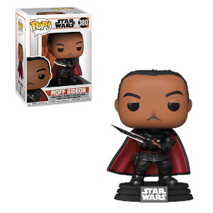 Star Wars The Mandalorian Moff Gideon Pop! Vinyl Figure